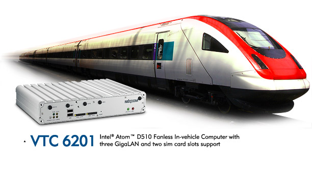 VTC 6201 Transportation Computer Harden the Signal Connectivity in Railway Application